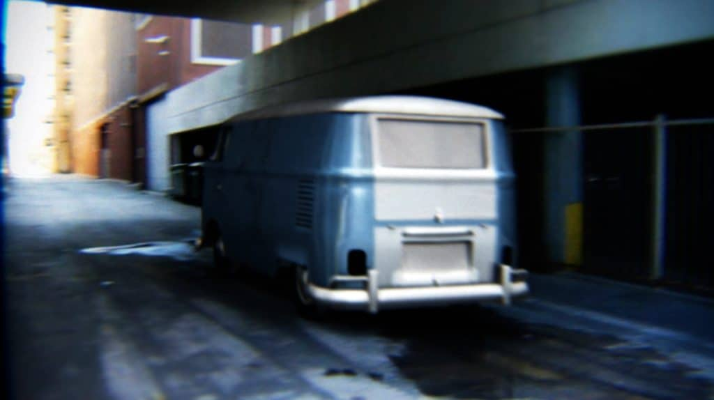 Animation Liverpool - Van