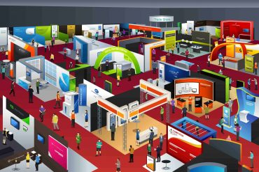 Improve your success at trade shows / exhibitions with video
